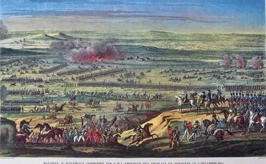 Trận Austerlitz (2-12-1805 TỨC 20-11-1805 THEO LỊCH NGA)