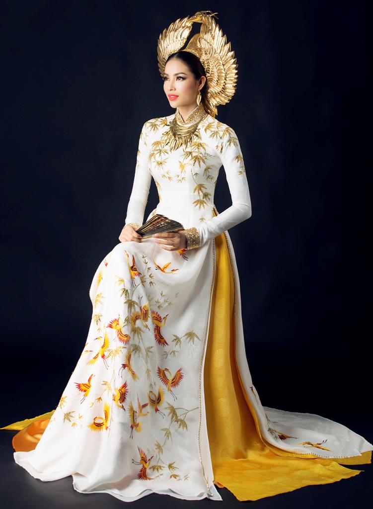 VÒNG QUANH các trang phục truyền thống của một số nước Châu Á