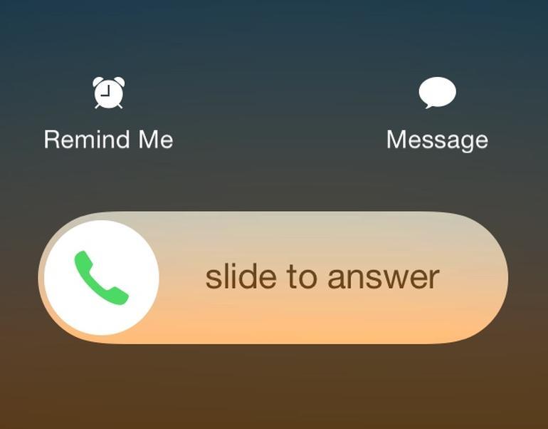 Khắc phục lỗi của IPhone: Người gọi đến không thấy tên