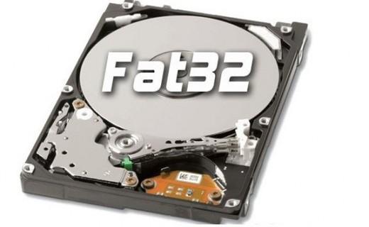 Bạn biết gì về NTFS và FAT32?