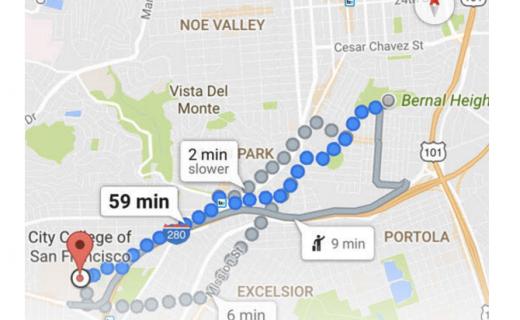 10 ứng dụng xem bản đồ tốt nhất trên Smartphone - Phần 1