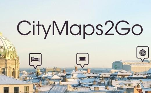 10 ứng dụng xem bản đồ tốt nhất trên Smartphone - Phần 2