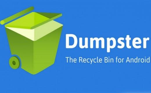Giới thiệu và hướng dẫn sử dụng Dumpster - Ứng dụng khôi phục file đã xóa trên Android