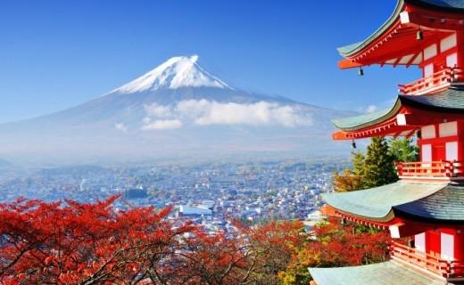 Những địa điểm tham quan - du lịch khi đến Nhật Bản (Phần 1)