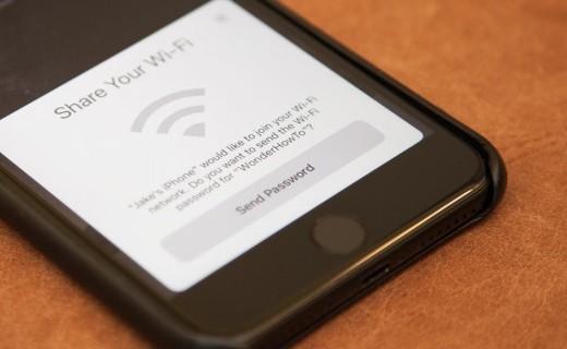 Hướng dẫn chia sẻ wifi từ iPhone sang iPhone
