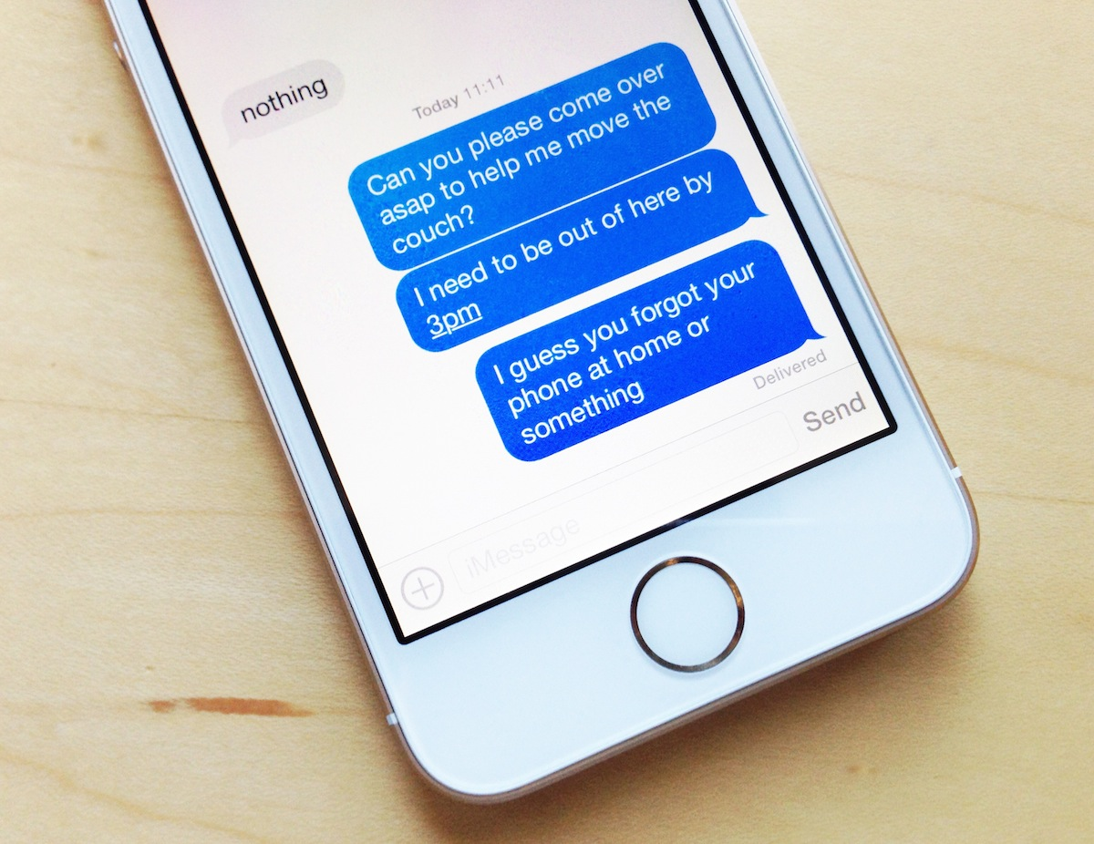10 thủ thuật cần biết khi dùng iMessage trên iPhone
