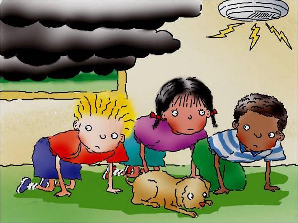 Hãy dạy trẻ tự biết bảo vệ khi có hỏa hoạn