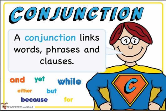 Bài tập về từ nối/liên từ (Linking words/conjuctions)
