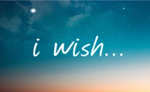 Bài tập củng cố kiến thức về if only/I wish