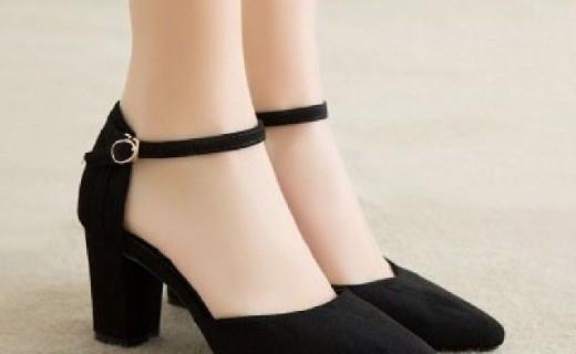 Hướng dẫn chọn giày cao gót thoải mái cho đôi chân của bạn
