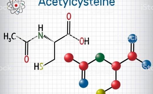 Dược lý của Acetylcysteine và Diazepam